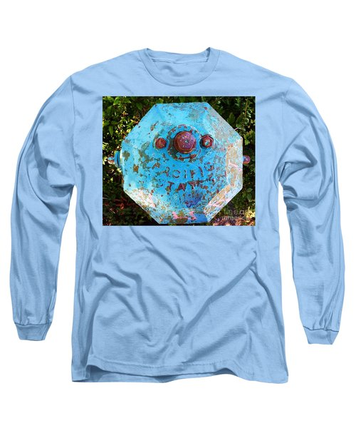 Fire Hydrant #3 Long Sleeve T-Shirt