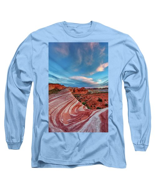 Fire Wave IIi Long Sleeve T-Shirt