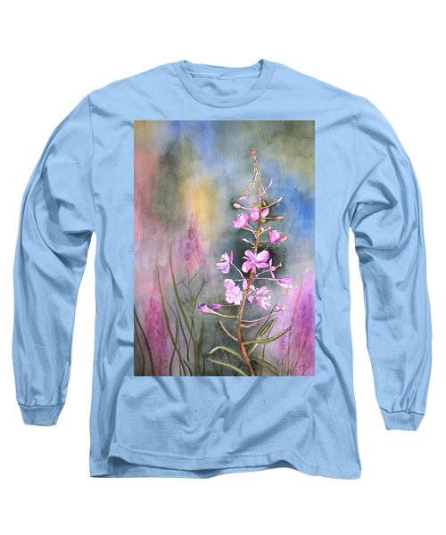 Fireweed Long Sleeve T-Shirt