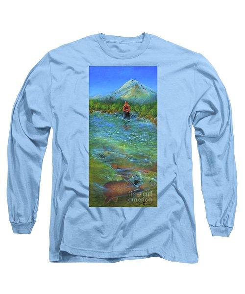 Fish Story Long Sleeve T-Shirt