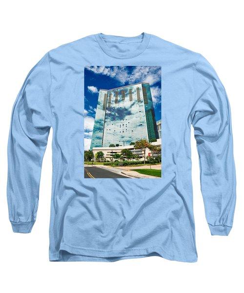 Fla-150531-nd800e-25120-color Long Sleeve T-Shirt by Fernando Lopez Arbarello
