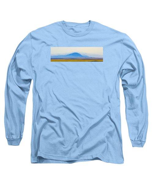 Flatlands Long Sleeve T-Shirt by Susan Crossman Buscho