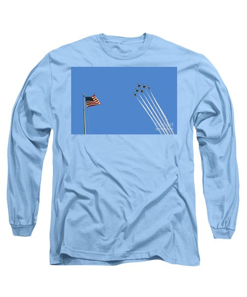 Flight Of Six Long Sleeve T-Shirt