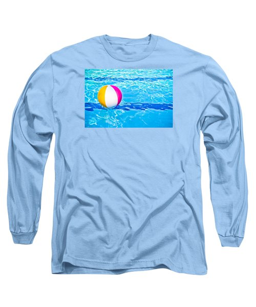 Float Long Sleeve T-Shirt by Colleen Kammerer