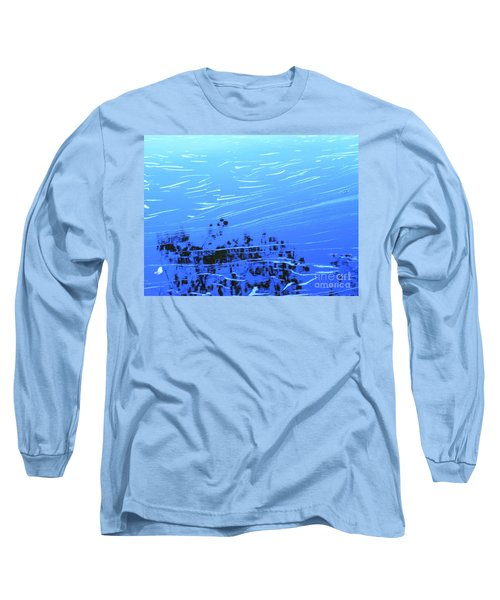 Flow Of Life Long Sleeve T-Shirt