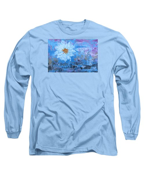 Flowers 19 Long Sleeve T-Shirt by Jacqueline Athmann
