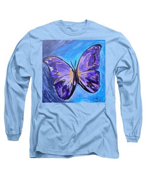 Flutterby Bring The Light Long Sleeve T-Shirt