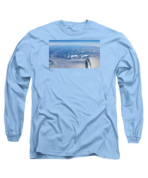 Flying Through Long Sleeve T-Shirt