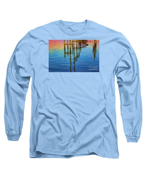 Focus On The Water Long Sleeve T-Shirt