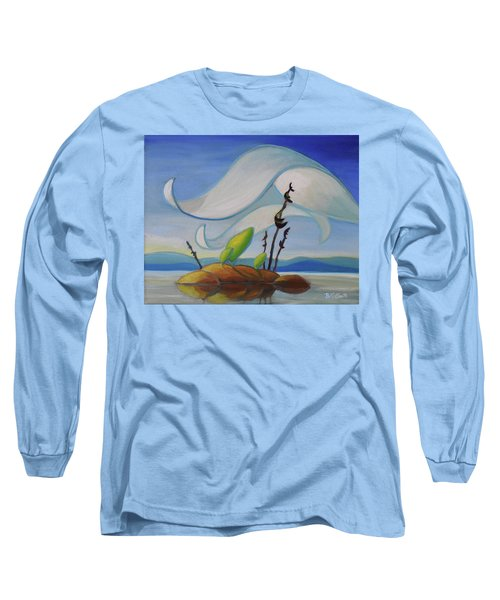 Fog Rising Long Sleeve T-Shirt