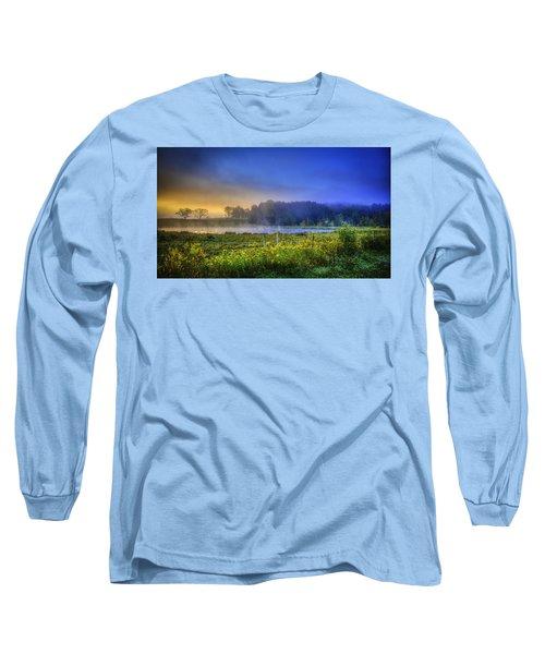 Fogy Sunrise  Long Sleeve T-Shirt
