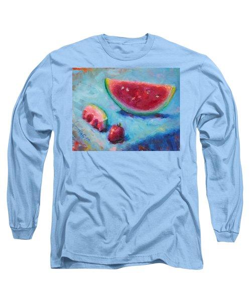 Forbidden Fruit Long Sleeve T-Shirt