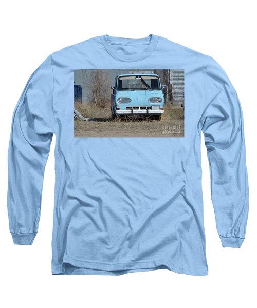 Ford Light Blue Long Sleeve T-Shirt