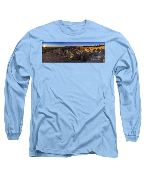 Forest Of Stone Long Sleeve T-Shirt