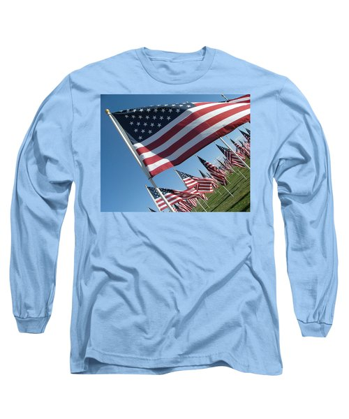 Forever Flags Long Sleeve T-Shirt