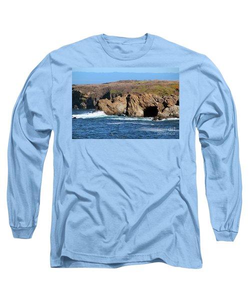 Fort Bragg Mendocino County Long Sleeve T-Shirt