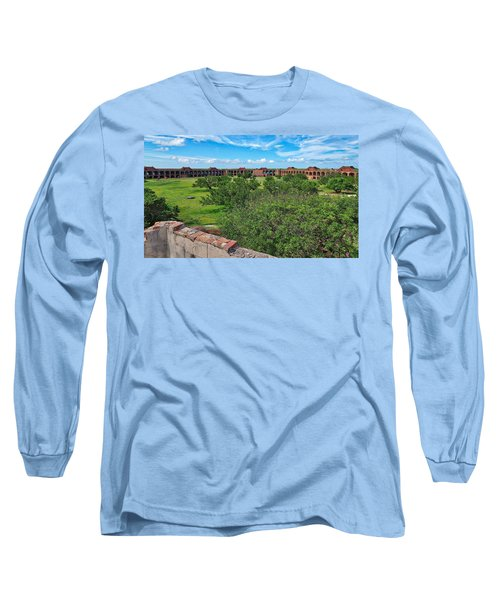 Fort Jefferson Long Sleeve T-Shirt