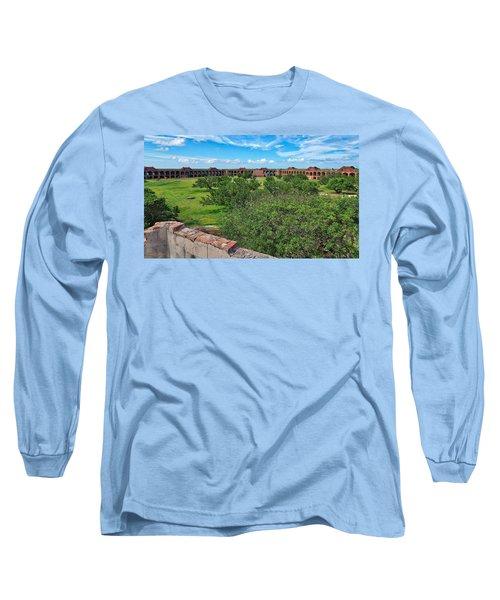 Fort Jefferson Long Sleeve T-Shirt