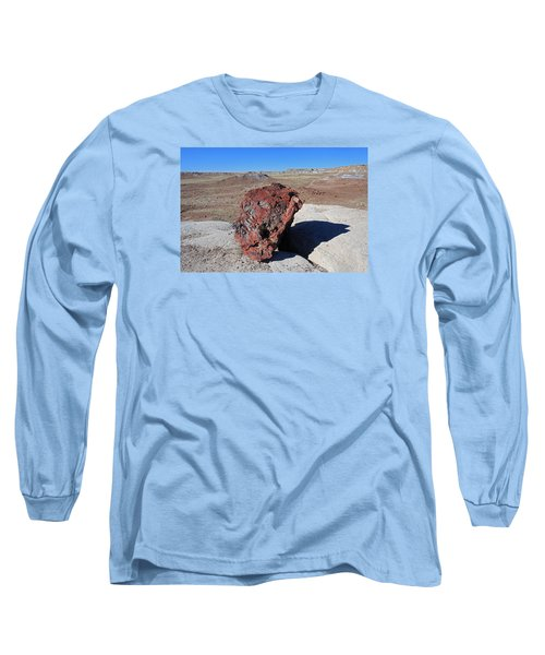 Fragile Survivor Long Sleeve T-Shirt by Gary Kaylor