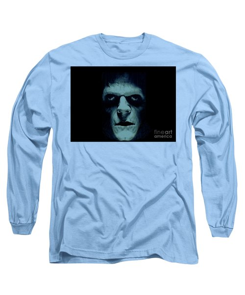 Long Sleeve T-Shirt featuring the photograph Frankenstein by Janette Boyd