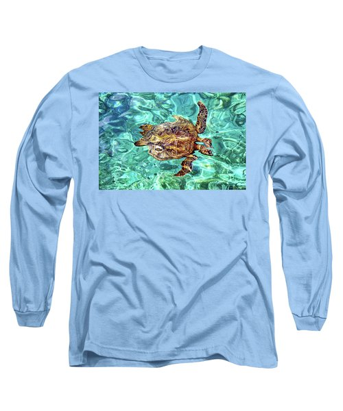 Freaky Long Sleeve T-Shirt by David Lawson