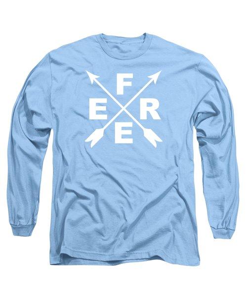 Free Nature Long Sleeve T-Shirt