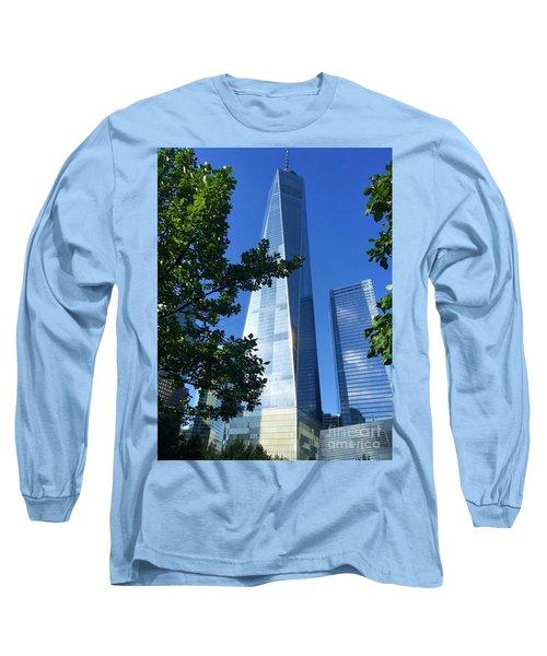 Freedom Isn't Free Long Sleeve T-Shirt by Beth Saffer