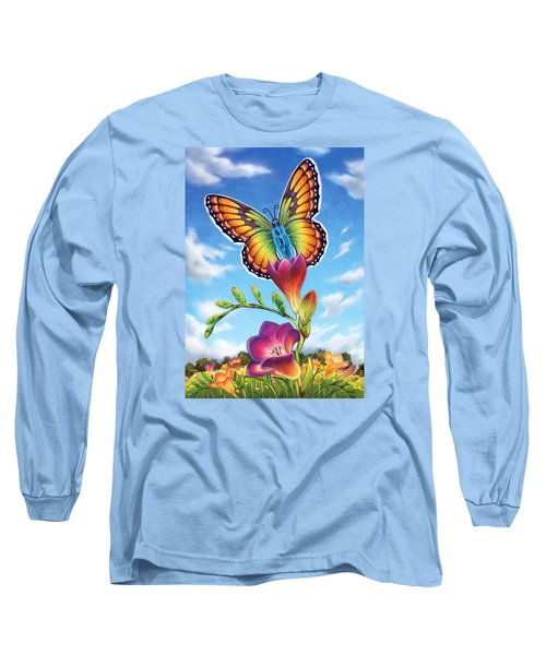 Freesia - Necessary Change Long Sleeve T-Shirt