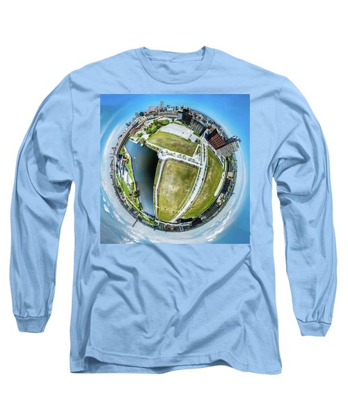 Freshwater Way Little Planet Long Sleeve T-Shirt