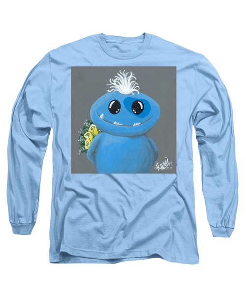 Friendzone Filbert Long Sleeve T-Shirt by Kerri Ertman
