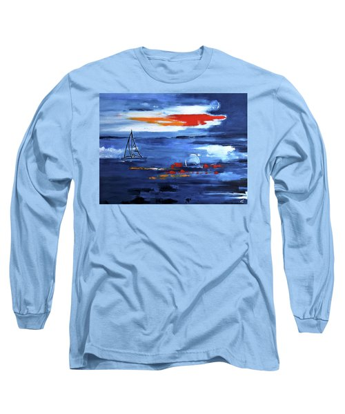 From Cleveland Point Long Sleeve T-Shirt