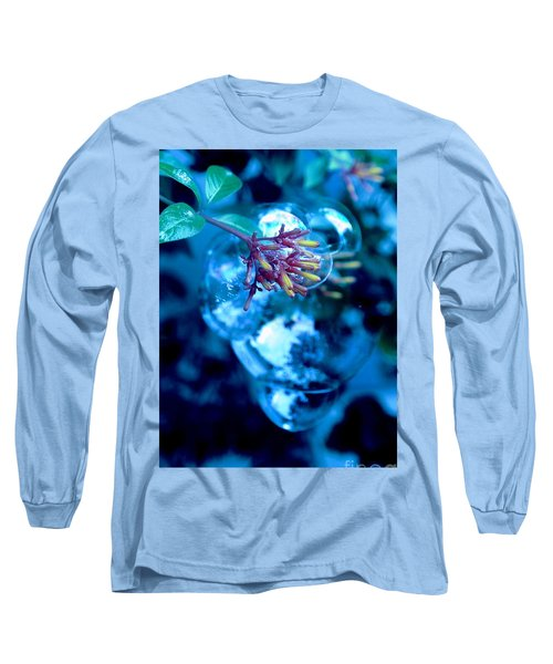 Frozen In Time Long Sleeve T-Shirt by Irma BACKELANT GALLERIES