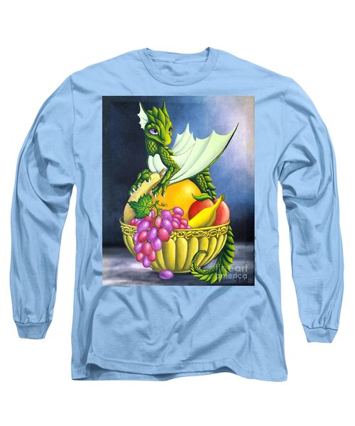 Fruit Dragon Long Sleeve T-Shirt