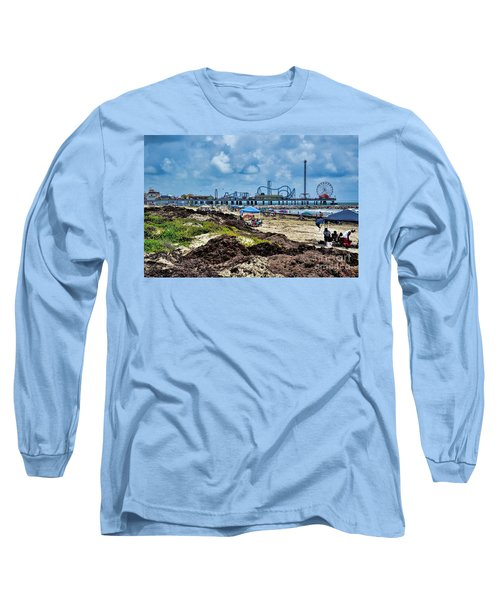 Fun On The Beach Long Sleeve T-Shirt