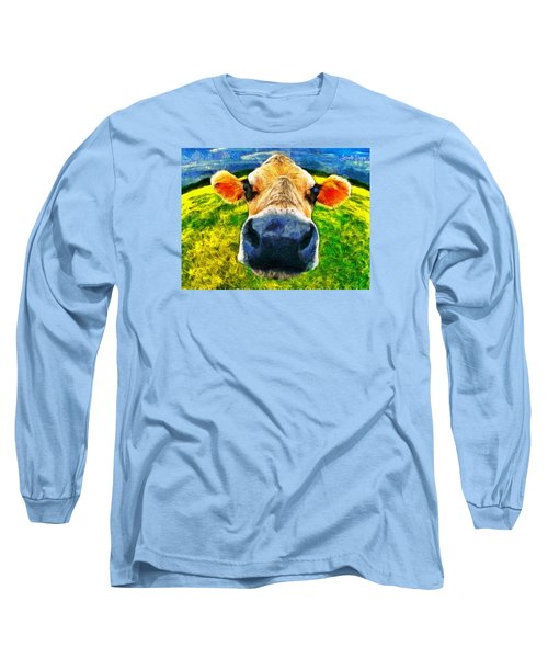 Funnycow Long Sleeve T-Shirt