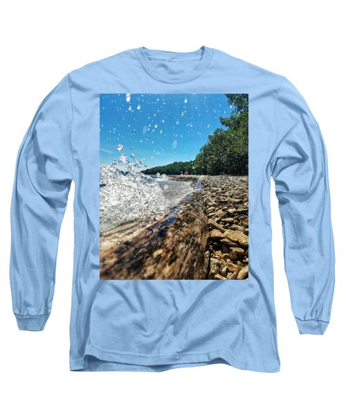 Galaxy Splash Long Sleeve T-Shirt