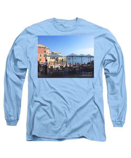 Genova, Boccadasse Long Sleeve T-Shirt