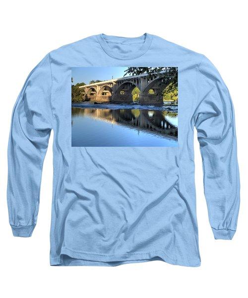 Gervais Street Bridge-1 Long Sleeve T-Shirt