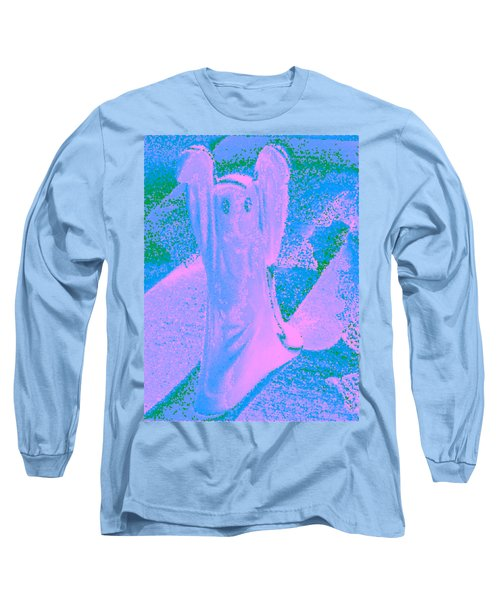 Ghost #4 Long Sleeve T-Shirt