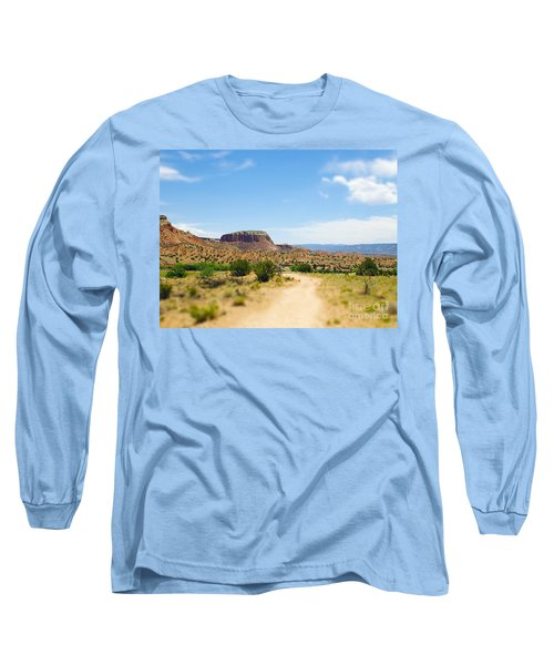 Ghost Ranch  Long Sleeve T-Shirt