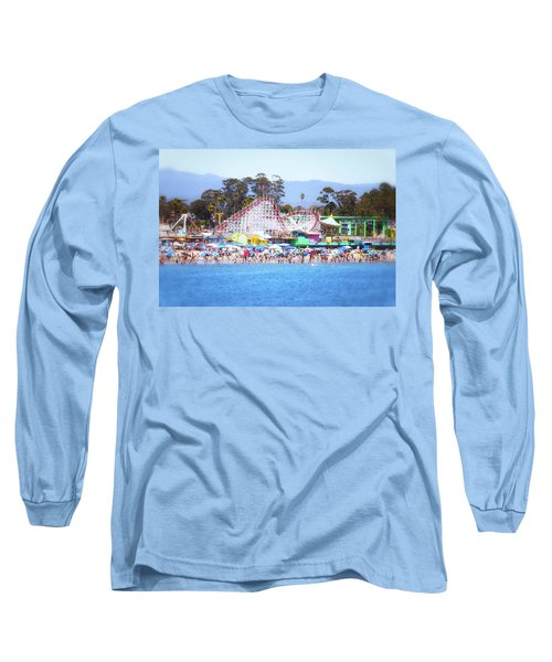 Life Is Like A Rollercoaster Long Sleeve T-Shirt