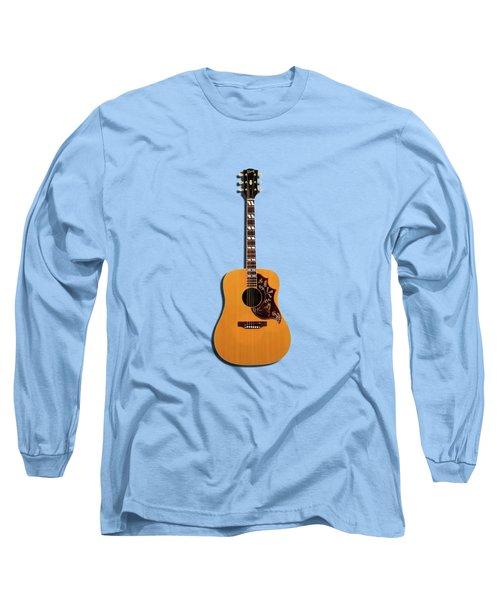 Gibson Hummingbird 1968 Long Sleeve T-Shirt