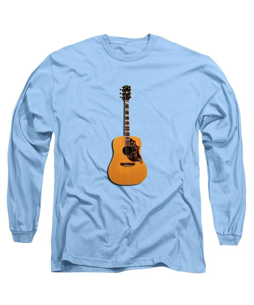 Gibson Hummingbird 1968 Long Sleeve T-Shirt