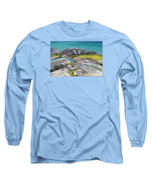 Glacial Lake Long Sleeve T-Shirt