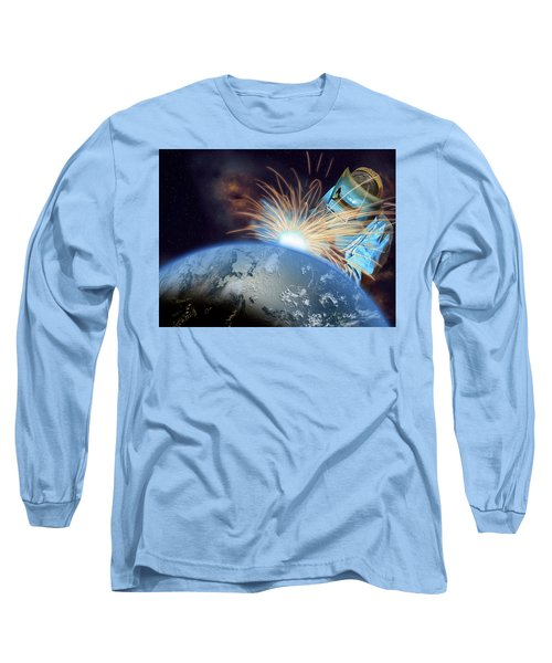 Global Meltdown Long Sleeve T-Shirt