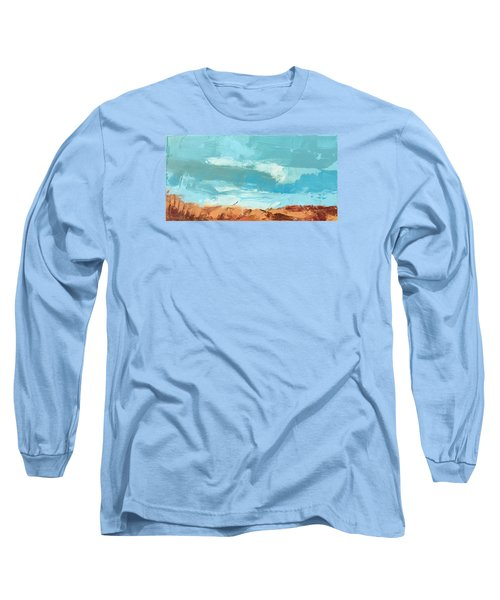 Glorious Journey Long Sleeve T-Shirt by Nathan Rhoads
