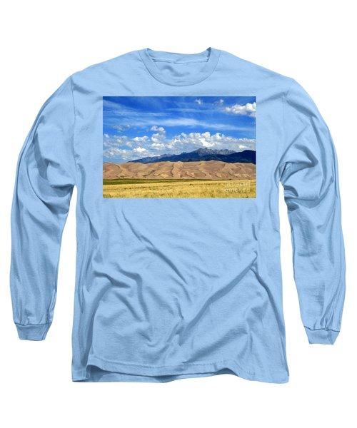 Glorious Morning 2 Long Sleeve T-Shirt by Paula Guttilla