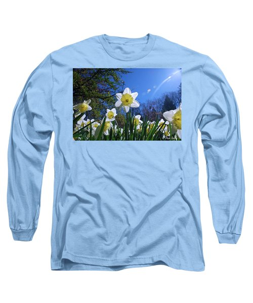 Glory Of Spring Long Sleeve T-Shirt