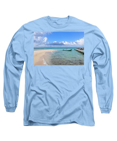 Goff's Caye Island Long Sleeve T-Shirt