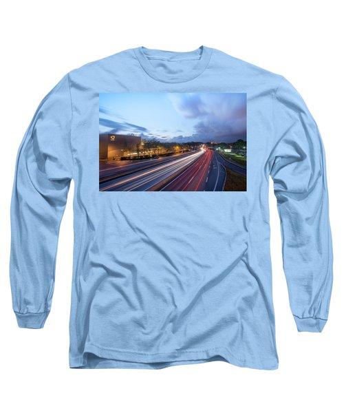 Going Somewere Long Sleeve T-Shirt